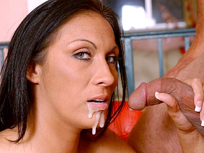 ebony Tera Hot Blowjob