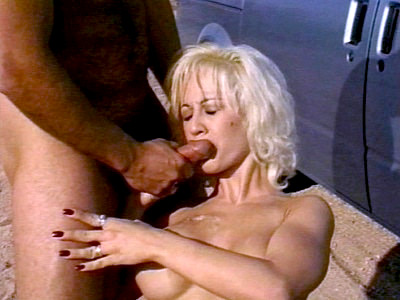 Cum Glazed outdoor Sex